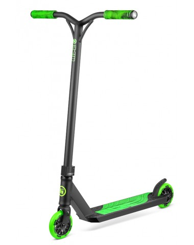 Самокат HIPE H3 black/green 2021