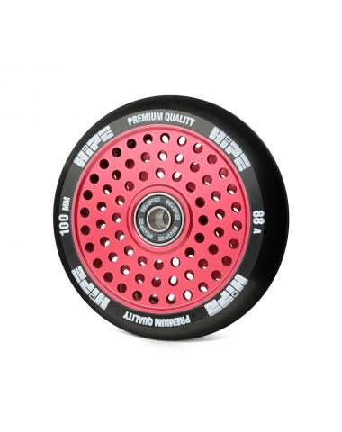 Колесо HIPE H20 hollow 100мм Красное