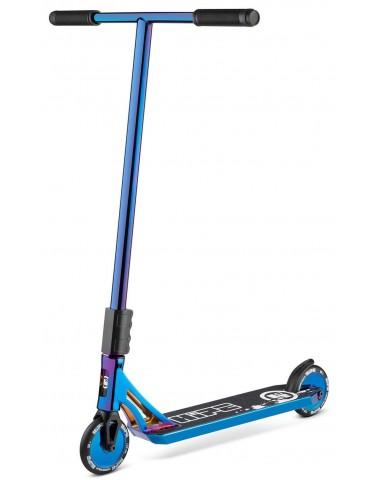 Самокат трюковый Hipe H606 синий хром