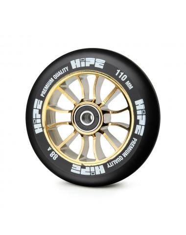 Колесо HIPE 01 110mm Золотой/черный