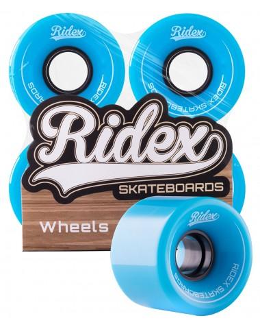 Комплект колес для круизера SB, голубой, 4 шт