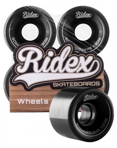 Комплект колес для круизера SB, черный, 4 шт