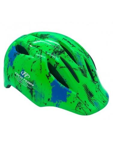 Шлем защитный GRAVITY 300 зеленый