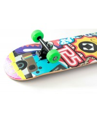 Полупрофессиональный скейтборд Turbo-FB  TNT