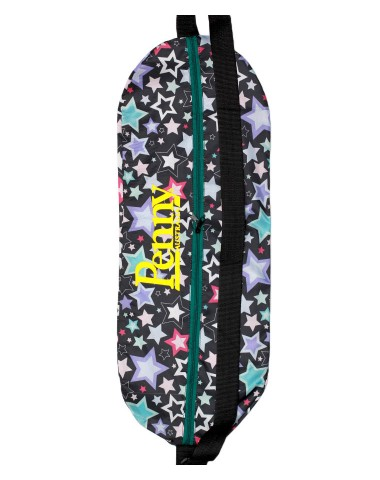 """Чехол-сумка для миникруизера 22.5"""" звезды с логотипом"""