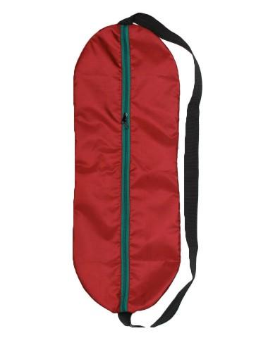 """Чехол-сумка для миникруизера 22.5"""" бордовая"""