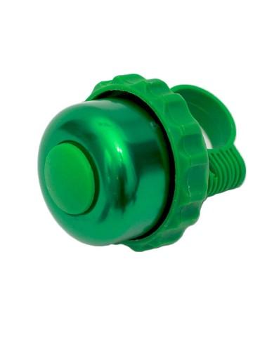 Звонок для самоката зеленый