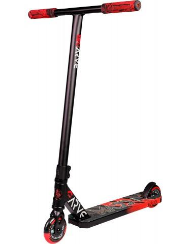 Трюковый самокат MGP (Madd Gear) Carve Pro-X SCOOTER 2020 (красно-черный)