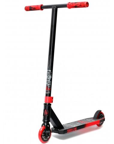 Трюковый самокат MGP (Madd Gear) Carve Pro-X (черно-красный)