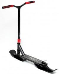 Трюковый самокат-снегокат Triumf Active TF001 Winter Edition красный