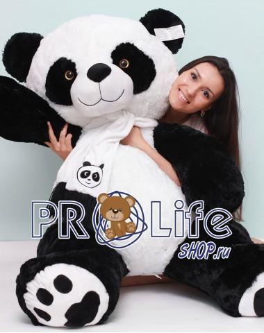 Плюшевая панда 160 см