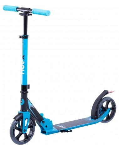 Самокат 2-колесный Atom 180 мм, синий