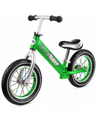 Беговел алюминиевый Small Rider Foot Racer Air зеленый