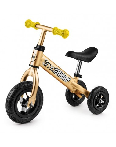 Беговел каталка для малышей Small Rider Jimmy золотой