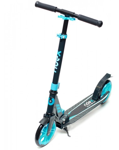 Самокат Ridex Echo 180 мм, синий/черный