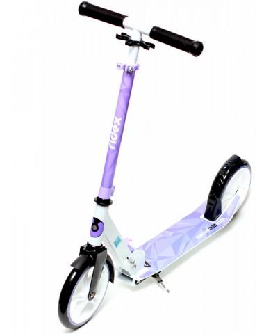 Самокат Ridex Marvel 200 мм, фиолетовый/белый