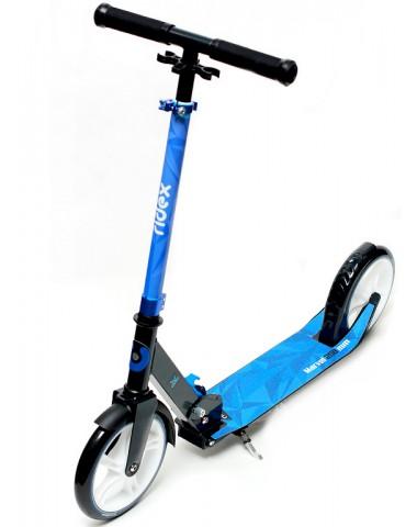 Самокат Ridex Marvel 200 мм, синий/черный