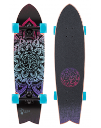 Лонгборд SECTOR9 LOTUS TIA PRO COMPLETE NOCOLOR