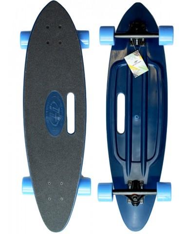 Лонгборд круизер  31 Fishboard blue