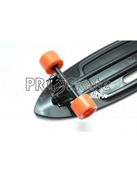 Лонгборд круизер  31 Fishboard black