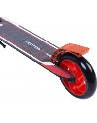 Самокат Ridex Vector 145 мм, красный