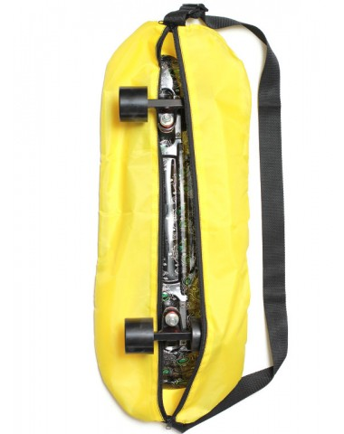 """Чехол-сумка для миникруизера 22.5"""" желтая"""