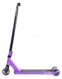 Самокат трюковый Collision purple 100 мм