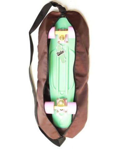 """Чехол-сумка для миникруизера 22.5"""" коричневая"""