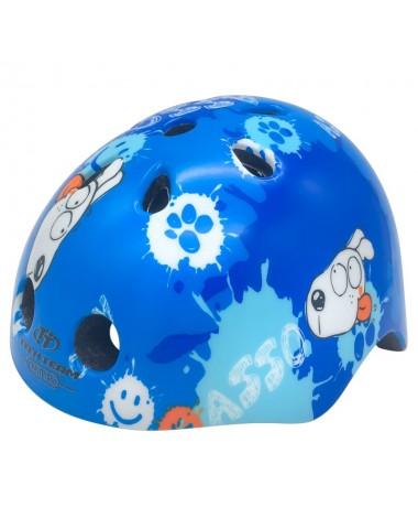 Шлем защитный GRAVITY 800 2019 синий