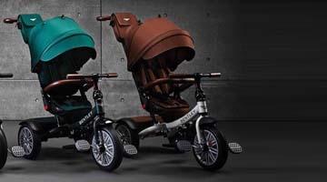Как правильно выбрать трехколесный велосипед для ребенка