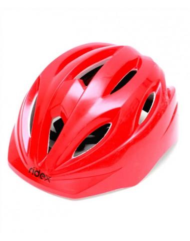 Шлем защитный красный