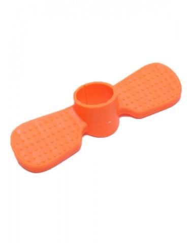 Подножка для самокатов 5в1 оранжевая