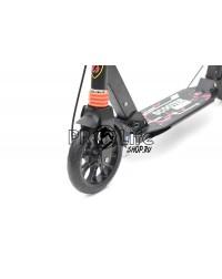 Самокат Urban Scooter с дисковым тормозом черный