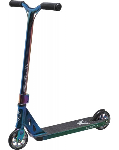 Самокат Longway Summit Mini  Pro Scooter (Full Neochrome)