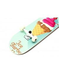 Cкейтборд в сборе  Turbo Мороженка