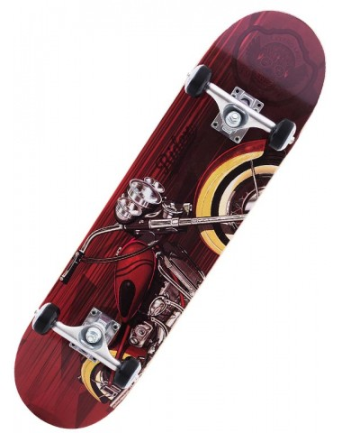 Cкейтборд в сборе  Challenger 31″X8″