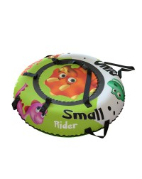 """20' Тюбинг Small Rider Snow Tubes 4 (""""Гнездо динозавра 100 см"""") (зеленый)"""