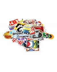 Набор подарочных наклеек (стикеров)