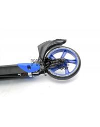 Самокат Triumf Active K5 синий с ручным тормозом