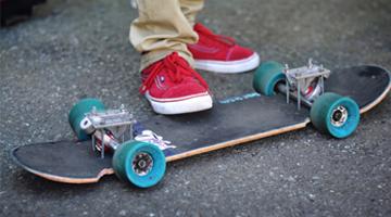 Как правильно собрать скейтборд