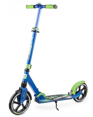 Самокат Trolo Comfort  230/230 Синий/зеленый