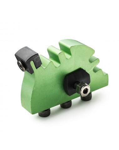 Башмак скл. механ. Trolo Quantum/Pixel зеленый