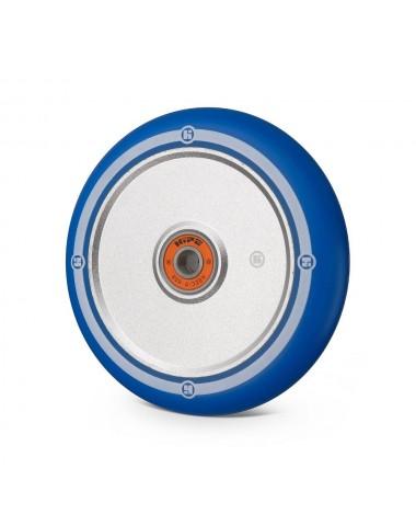 Колесо Hipe Flat Solid logo 110мм черный/синий