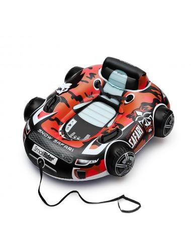 Надувные бескамерные санки-тюбинг Small Rider Snow Safari 2 красный