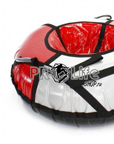 Тюбинг Hubster Sport Plus красный/серый 105см