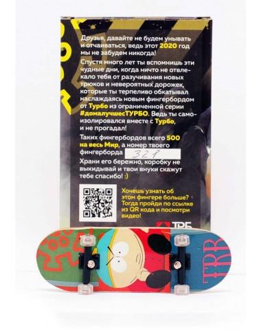 Фингерборд П10 + Перилка (комплект) South Park