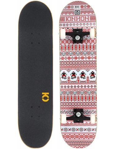 Скейтборд в сборе ЮНИОН Ornament 7,875x31,875 Low