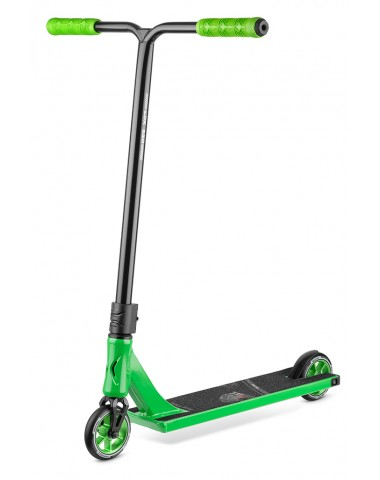 Самокат Fox Big Boy 4.7 black/green 2020