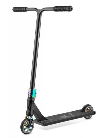Самокат Fox Big Boy 4.7 black/rainbow 2020
