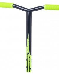 Самокат трюковый Fallen Green 100 мм